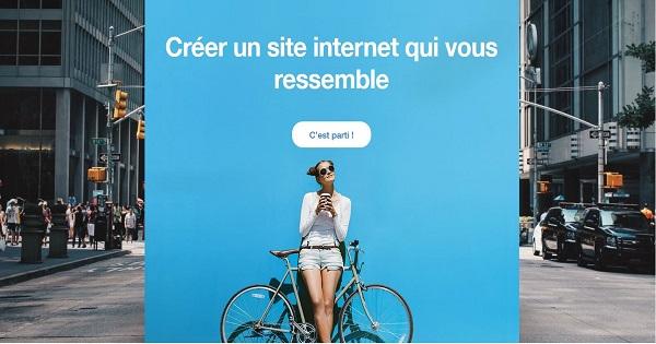Avis Wix - Créer site internet