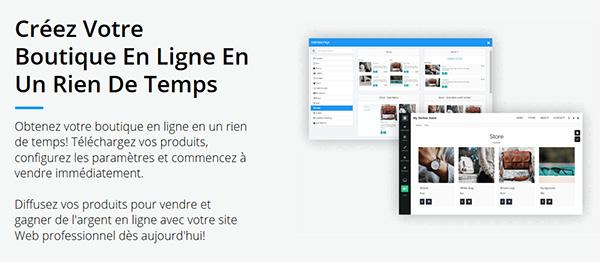 E-commerce Site123