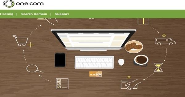 one.com e-commerce