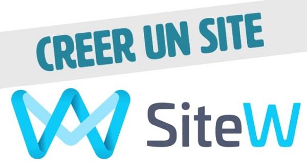 comment utiliser SiteW