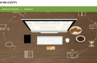 Solution e-commerce chez One.com : qu'est-ce qui est proposé par l'éditeur ?